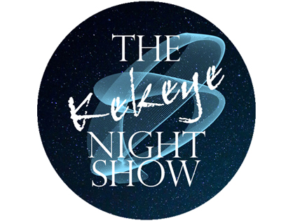 Kekeye Webdesign, Grafikdesign, Projektseite THE KEKEYE NIGHT SHOW Wien, Talk Show, Late Night