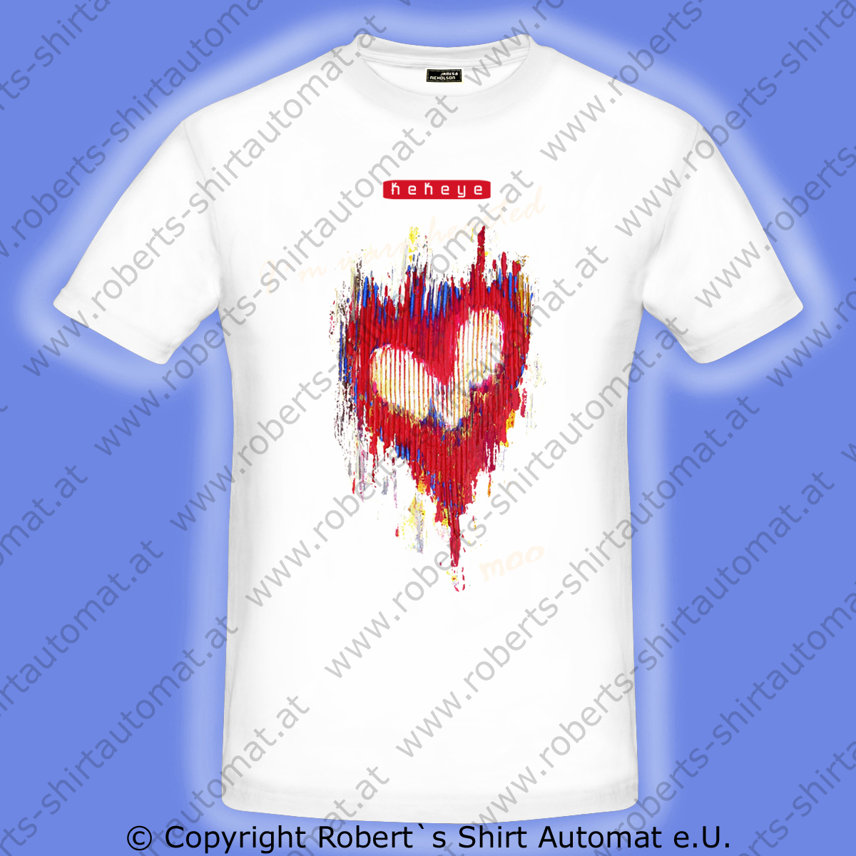Valentinstag T-Shirts, Valentines Day t-shirt, designed by MOO.