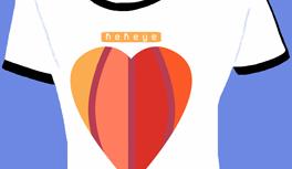 Valentinstag, Valentines Day Tshirt, designed by Kekeye