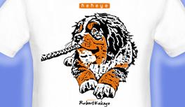 Hund & Katze Design T-Shirt Kollektion, Photo-Wettbewerb, by Kekeye