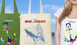 Kekeye Design einer Sommer Tasche berühmte Marke NINE WEST!