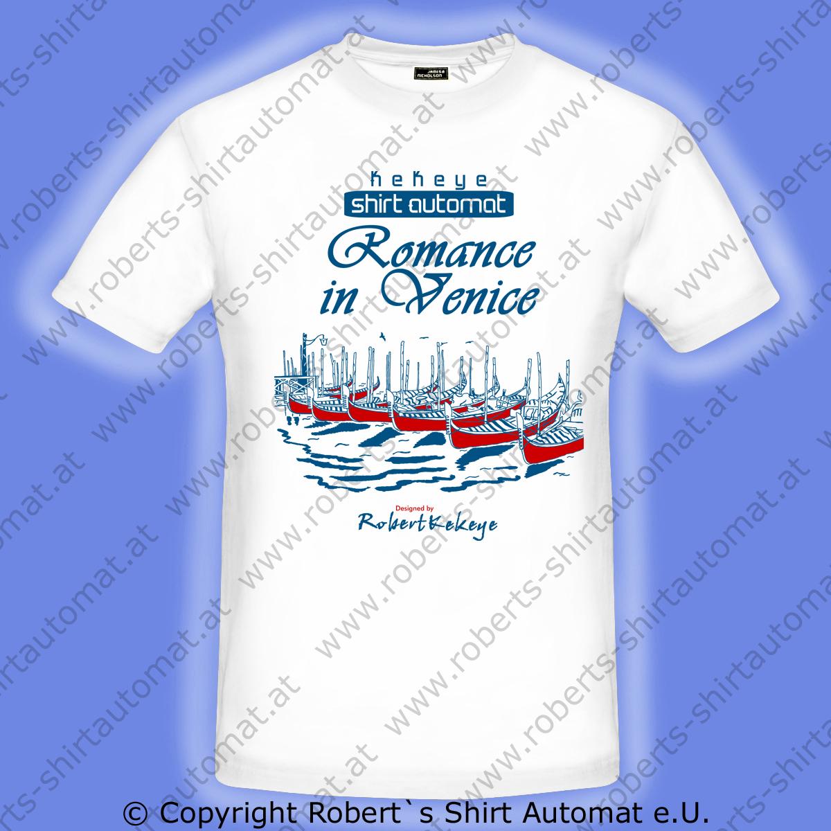 City Special T-Shirt Kollektion, Bratislava, New York, Venedig, Venice, Budapest.