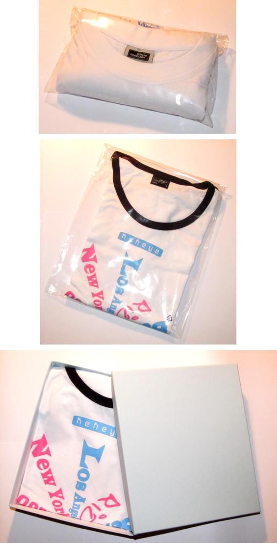 Werbeshirts Verpackungsmoeglichkeiten Kekeye Design Tshirts