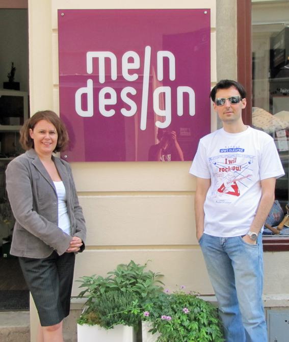 Kooperation Designer Kekeye und Mein Design