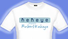 Kekeye Brand T-Shirt, die Marke in grooooß!