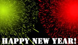EIN FROHES NEUES JAHR 2013 VOM DESIGNER KEKEYE! HAPPY NEW YEAR!