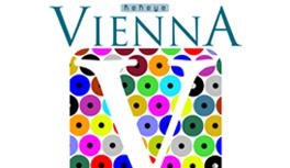 Vienna, Wien T-Shirt Kollektion 2013 im Kekeye Dots Design! Buchstaben Motive