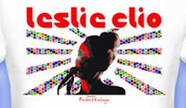 Leslie Clio Design T-Shirt Contest at Talenthouse! Kekeye Dots Design Glow & Leslie Portrait