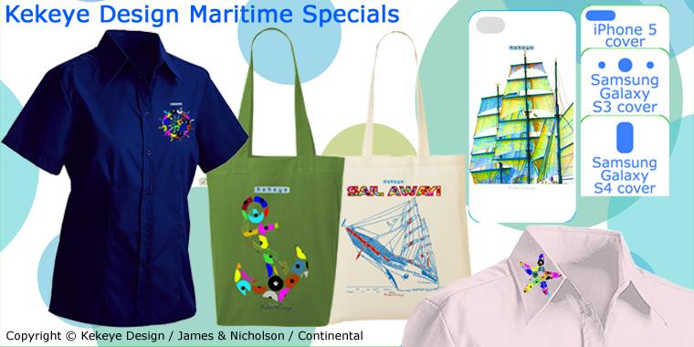 Kekeye Design Maritime Speacials / Foto © J&N, Continental, Kekeye Design