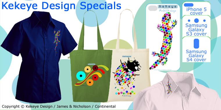 Kekeye Design Speacials / Foto © J&N, Continental, Kekeye Design