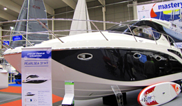 Kekeye auf der BoatShow Messe in Tulln an der Donau! Motorboote, Yachten & mehr...