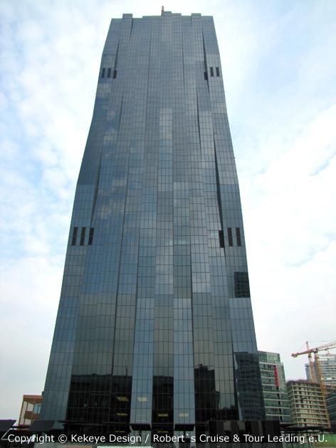 DC Tower Vienna / Foto © Kekeye Design / Robert`s Cruise & Tour Leading e.U.