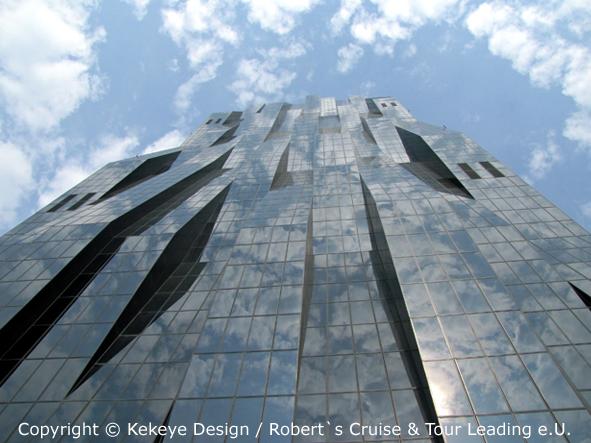 DC Tower Wien, Vienna / Foto © Kekeye Design / Robert`s Cruise & Tour Leading e.U.