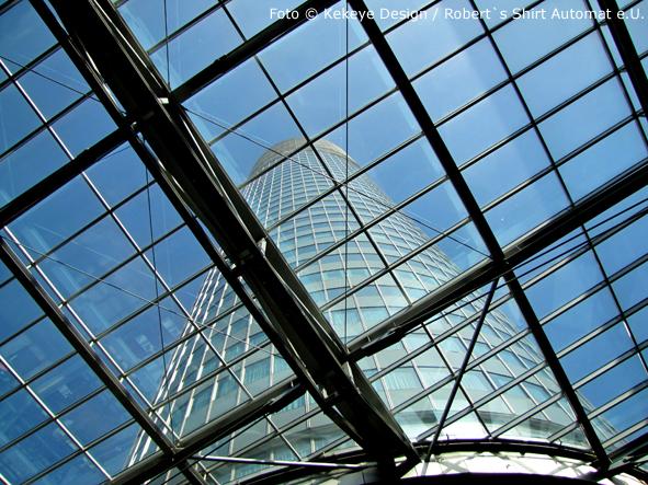 Millennium Tower Wien / Foto © Kekeye Design, Robert`s Shirt Automat e.U.