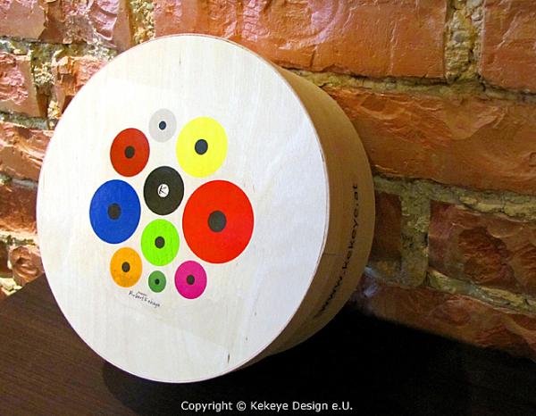 Gestalte Deine  Torte seblst & wähle zwischen allen Kekeye Design Motiven / Foto © Kekeye Design e.U.