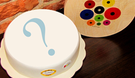 Create Your own cake & choose from ALL Kekeye Design motifs Your favorite