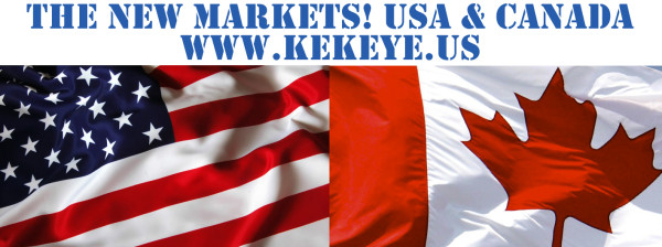 The new Kekeye Design markets, the Kekeye WebShop for USA & Canada is open!