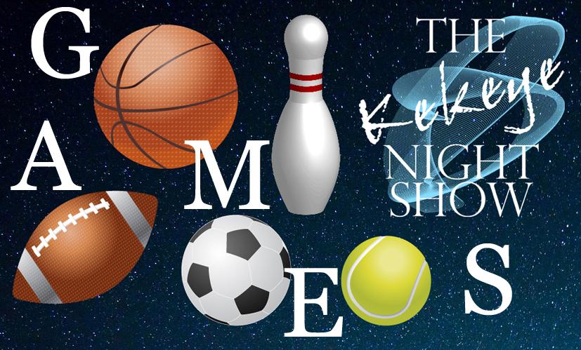 Die Gästespiele als Kekeye Herausforderung - THE KEKEYE NIGHT SHOW