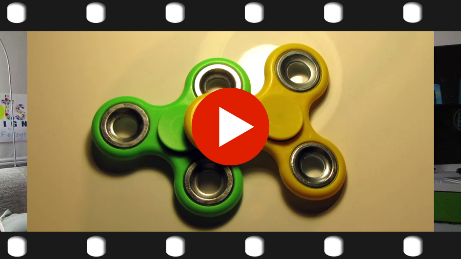 Fidget Spinner, Sommergespräch THE KEKEYE NIGHT SHOW / Photo © Kekeye Design e.U.