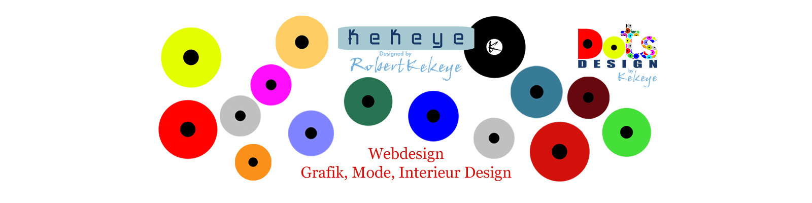 Kekeye Design e.U. Wien, Webdesign, Grafik, Mode, Interieur Design, Kekeye Dots Design