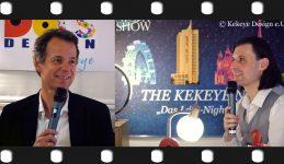 THE KEKEYE NIGHT SHOW – Sendung 1 – Miller Büro und Schreibkultur Wien Mai/2017