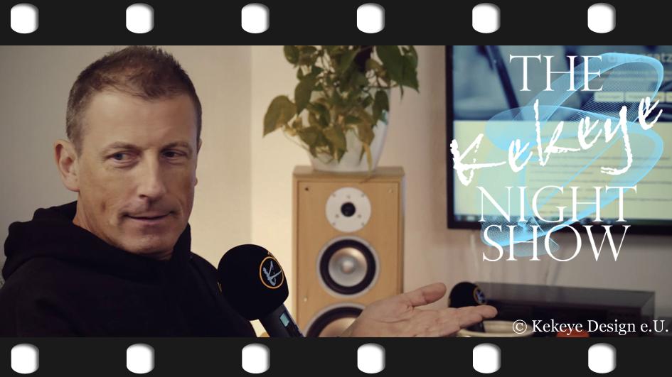 THE KEKEYE NIGHT SHOW – Sendung 2 – datensatz.at Wien, Oktober 2017