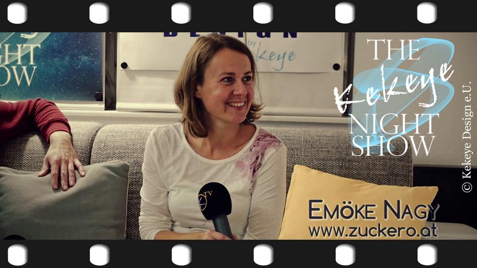 THE KEKEYE NIGHT SHOW – Sendung 2 – Zuckero Konditorei Wien, Oktober 2017
